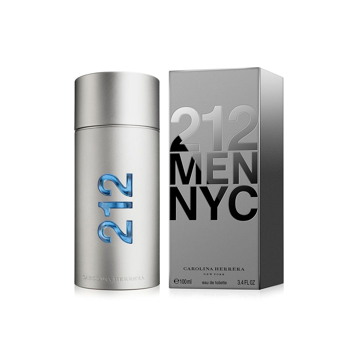 Туалетная вода Carolina Herrera 212 Men NYC